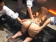 Mirai Haneda Asian gal in sexy thong is lubed for...