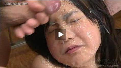 Japanese amateur schoolgirl Kotomi - BukkakeUra.com