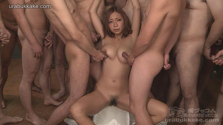 BukkakeUra.com - Sumire Matsu - Bukkake Party