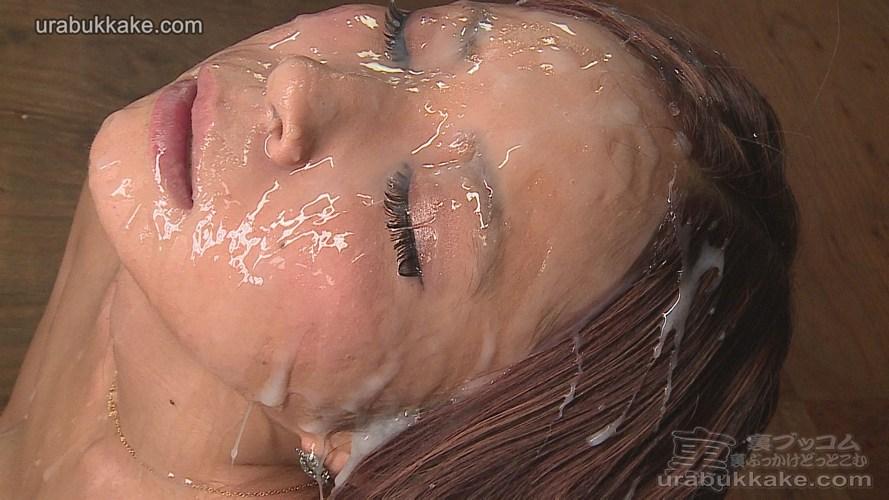 Japanese bukkake - Sumire Matsu - Bukkakeura