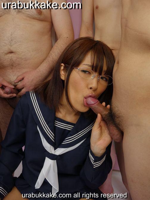 Mayuka - Urabukkake - Bukkakeura.com