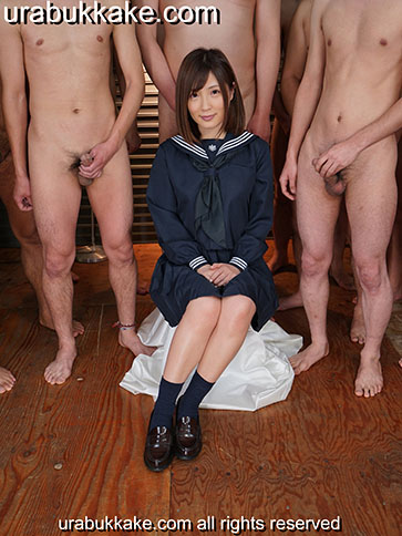 Japanese Public Cum Swallow