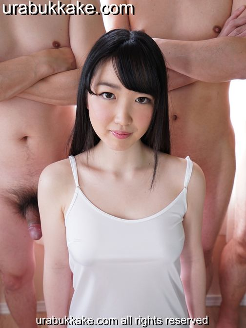 Japanese sex kogal bukkaki